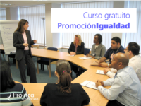 Curso gratuito de promoción para la igualdad efectiva entre hombres y mujeres