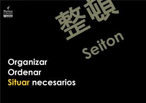 Seiton - Situar necesarios